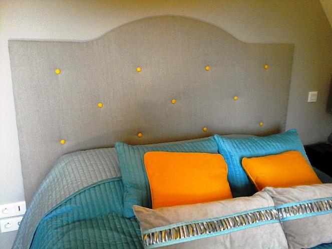 tuto je fabrique ma t te de lit capitonn e r veillez vos meubles. Black Bedroom Furniture Sets. Home Design Ideas