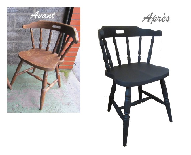 COMPO CHAISE AMERICAINE