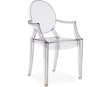 Ghost Chair de Philippe Stark