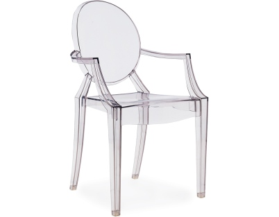 Ghost Chair de Philippe Stark