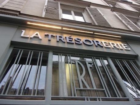La Trésorerie - Paris