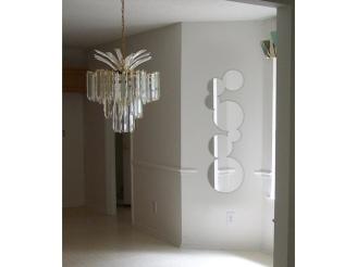 miroir-design-bulles-allongees