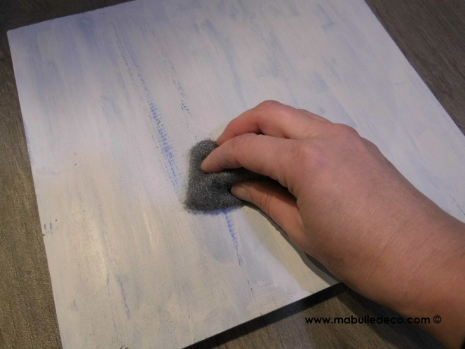 porte-cle-chalk-paint-laine-acier