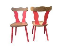 chaises-detourees