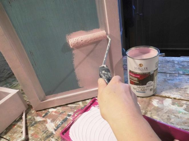 test peinture No Limit etape 4