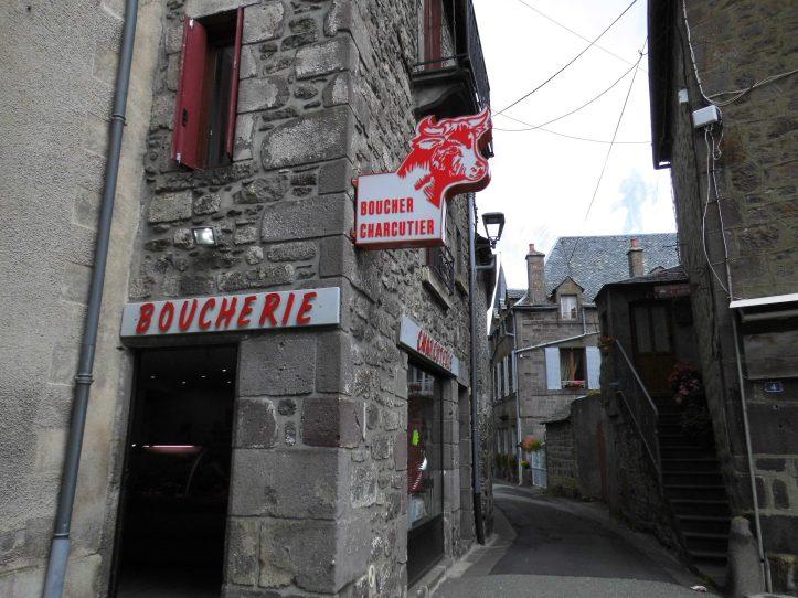boucherie Besse Auvergne