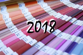 tendance couleurs 2018