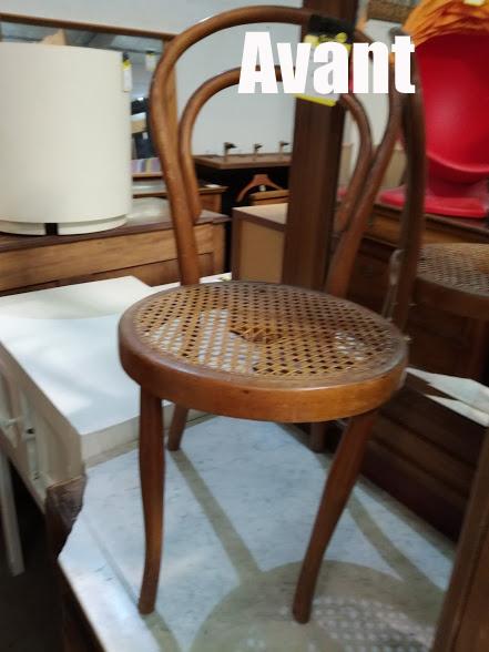 chaise bistrot enfant avant t