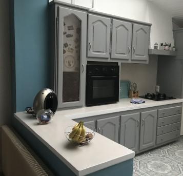La cuisine après rénovation