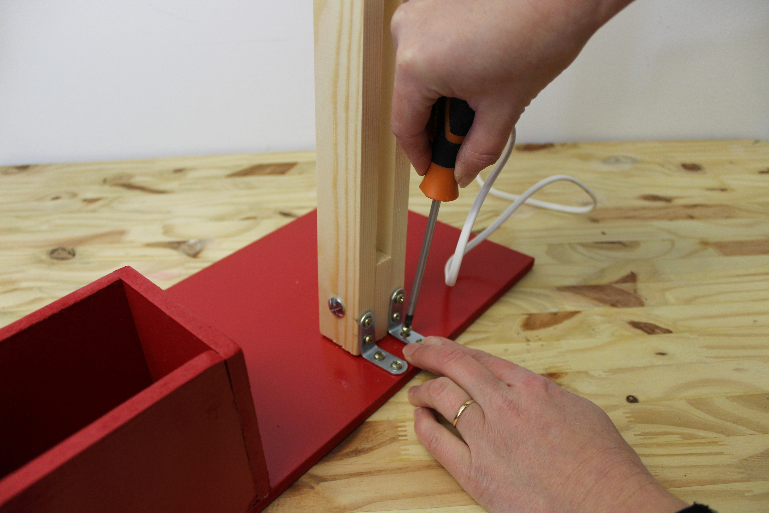 Propre Facile De F3tljk1c Fabriquer Lampe Sa Bureauc'est Tlc1FKJ