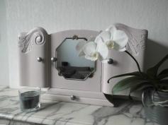 armoire toilette rose amb