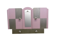 armoire toilette rose detouree copie