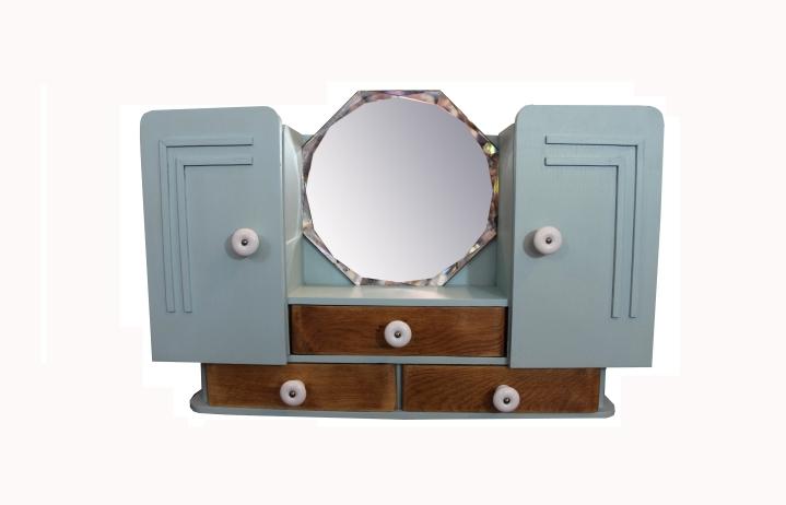 armoire toilette vet et bois detoure