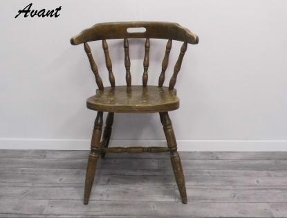 chaise avant t