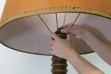 LAMPADAIRE DEMONTAGE