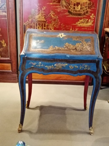 Meuble style chinoiserie
