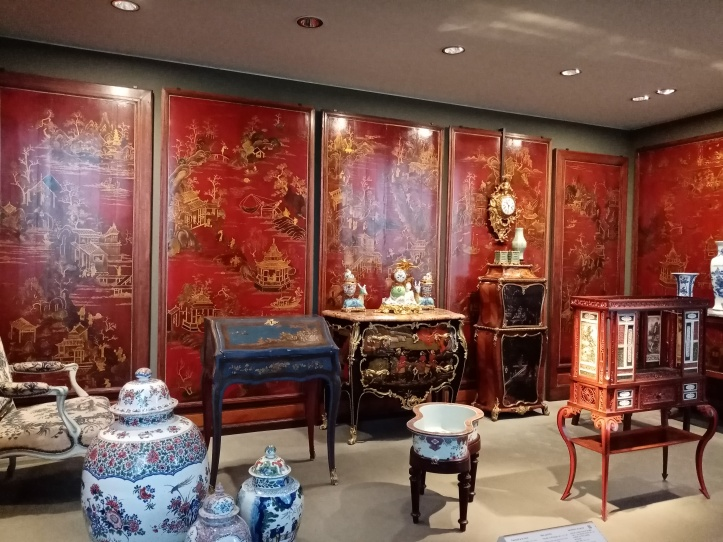 Le style chinoiserie