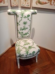 fauteuil néo-classique